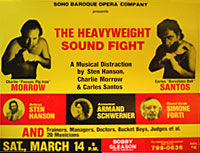 Heavyweight Sound Fight